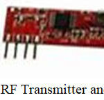 Figure 3: RF Transmitter and receiver.