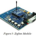 Figure 5: Zigbee Module.