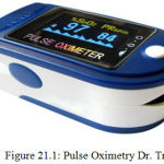 Figure 21.1: Pulse Oximetry Dr. Trust